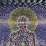 """Theologue"" by Alex Grey (1984)"