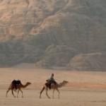 Wadi in Jordan