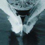 Yamashiro Maru (1963-1974), the world's first merchant ship with a bulbous bow