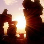 Inuksuit (Toronto, Canada: August 2008) by Chewie2008~