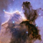 """The Fairy of the Eagle Nebula"" by The Hubble Heritage Project"