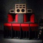 """Soundsystem"" by Mark Leckey (New York: Gavin Brown's enterprise, 2002)"