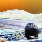 Roadtrip, Solarized (near Socorro, New Mexico: April 3, 2010 4:42:57 pm)